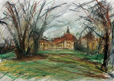 Schloß Belvedere bei Weimar